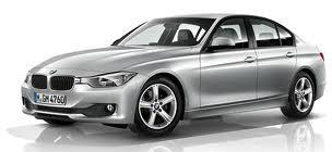 BMW 3 Series roof rack