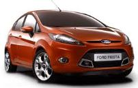 Ford Fiesta roof rack