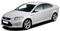 Ford Mondeo roof rack
