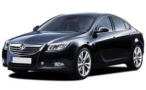Vauxhall Insignia roof rack